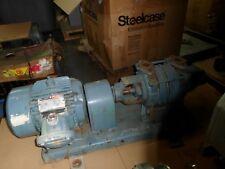 Sihi Lohy 2704 Bn11902 3057138 Pump W Reliance P18G511L 3 Ph 3 Hp Motor