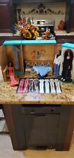 Sonny and Cher Dolls with Accessories