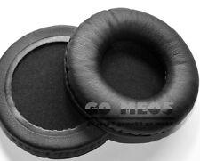 LR Cushioned ear pads for Pioneer hdj500 hdj 500 hdj-500 headphones headset BK