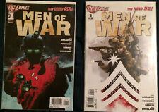 Men of War 1-4 (new 52)