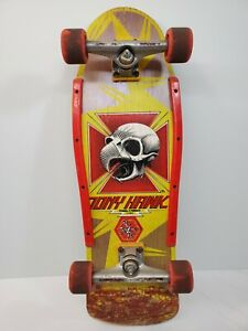 Vintage 1986 Tony Hawk Powell Peralta Skateboard *All Original Parts!*