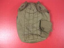Vietnam Era US Army/USMC M1967 Nylon Canteen Cover w/Plastic Snaps - Late 1960's