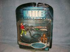 Men in Black II MIB 2 Scrad & Charlie Defense Blaster Tri-Pod Alien 2002 Hasbro2