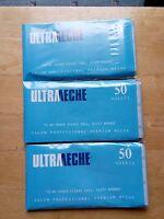 EASI MECHE HIGHLIGHTING FOIL 3x50 SHEETS Long (19cm) Ultrameche Hairdressers