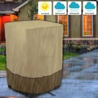 Couverture imperméable de meubles patio jardin colonne de feu de cube Exterieur
