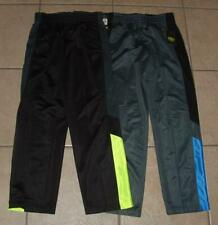 New Nwt Boys Large 10 / 12 Elastic Waist Athletic Pants with Pockets 2 Pc Lot
