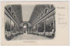 France postcard - Versailles, Galerie des Batailles (A209)