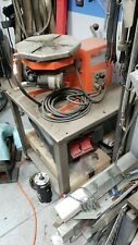 Gullco Rotary Cutting And Welding Turn Table