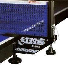 DHS Table Tennis Net & Post Set, CLASSIC,  WTTC International Tournament #P104