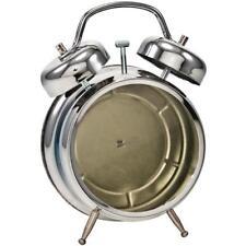 """Tim Holtz Idea-Ology Métal Assemblage Horloge 7""""x4.5"""" - argent poli TH93065"""