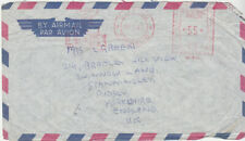 Netherland Antilles 1961 envelope to UK