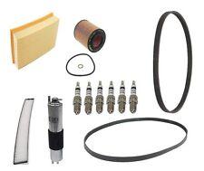 BMW E46 325i 325Ci 330i 330Xi 01-02 Tune Up Kit Air Fuel Oil Filters Spark Plugs
