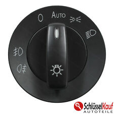 VW Lichtschalter Scheinwerferschalter Golf 5 Jetta Passat Touran 1K0941431AS NEU