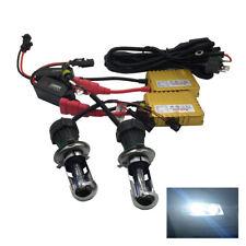 Headlight H4 Pro HID Kit 6000k Ice White 55W Fits Mazda Subaru Toyota RTHK3580