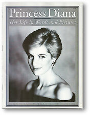 Magazin Princess Diana, Her Life in Words and Pictures, englisch, neuwertig