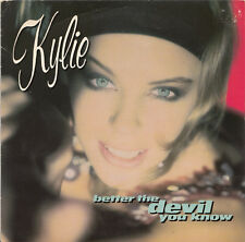 "KYLIE MINOGUE Better the Devil you know | 7"" Single von 1990 - England PWL 56"