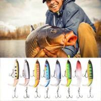 1x Micro Jigs Metal Jig Fishing Lure Bait Jigging Tuna Lure+Assit Hook N9Q7