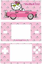 Hello kitty CAT VINYL SKIN STICKER f NINTENDO DS LITE 9