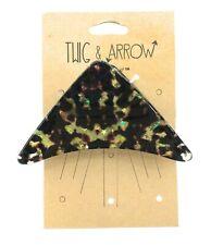 Twig & Arrow Womens Brown Hair Clip