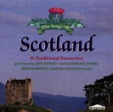 Songs of Scotland-16 traditional Favourites Alex Sutherland Singers, Keth.. [CD]