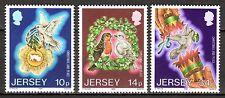 Jersey - 1986 Christmas - Mi. 393-95 MNH