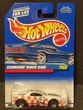 1997 Hot Wheels #792 - Camaro Race Car - 19961