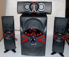 Glamstar 3.1 Multi Anlage Music Center USB SD CARD AUX FM Radio Bluetooth FB