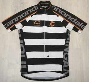 CANNONDALE CHAINGANG - short sleeve printed MEN'S JERSEY - S