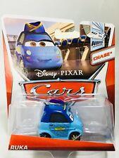 "2013 Mattel Disney Pixar CARS 2: RUKA the Stewardess CHASE ""Airport Adventures"""