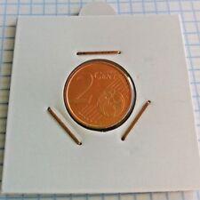 2 Cent Céntimos de Euro España año 2002 SIN CIRCULAR S/C. Moneda muy rara