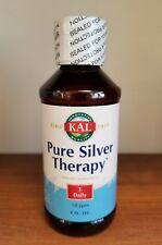 Pure Silver Therapy KAL 4 oz Liquid 10ppm 04/20