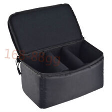 New Waterproof DSLR Camera Bag Insert Handbag Padded Partition Carry Case Pouch