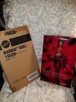 African American Ruby Radiance 1997 Barbie Doll by Bob Mackie