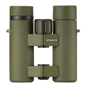 Minox BL 8x33 grün Fernglas für Jäger und Natur Neuware vom Fachhändler 62040