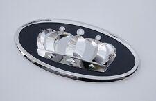 ACCESSORI-KIA SORENTO griglia anteriore cromo tuning - 3d-corona emblema