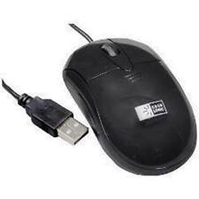 CASE LOGIC Wired Optical USB Mouse 800 DPI Plug Play NIP