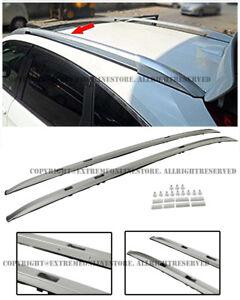 For 2017-Up Honda CR-V CRV Luggage Carrier Aluminum Roof Rail Side Rack Assembly