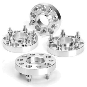 4pcs 15mm 5x114,3 Spurverbreiterung M12x1,25 66,1mm FÜR NISSAN SKYLINE INFINITI