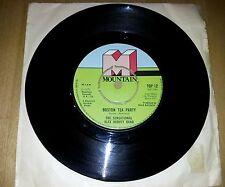 """Sensational Alex Harvey Band Boston Tea Party 7"""" Vinyl"""