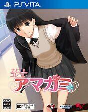 PS Vita EbiKore + Amagami import Japan PlayStation