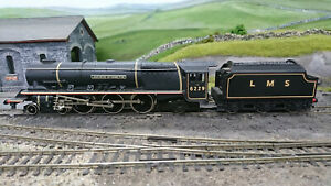 "Wrenn W2241 4-6-2 OO Gauge Locomotive ""Duchess of Hamilton"" Boxed"