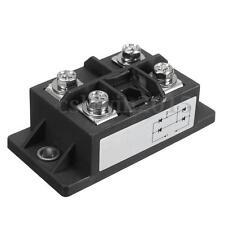 Black 150A Amp 1600V MDQ150A Single-Phase Diode Bridge Rectifier Power Module