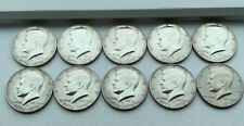 1776-1976-D John F Kennedy Half Dollar Denver Mint Bicentennial Coins Lot of 10