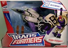 Transformers Animated Voyager – Blitzwing Rare Collectible Hasbro 2008
