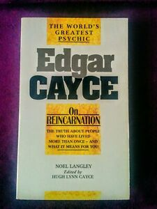 Edgar Cayce: On Reincarnation (New Age, Paranormal Paperback)