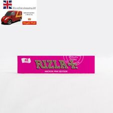 Rizla + Micron Pink Edition King Size Rolling Papers by Sky Online Shopping
