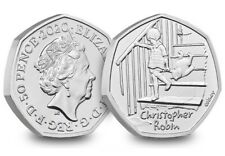 2020 UK Christopher Robin CERTIFIED BU 50p