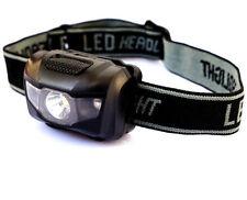 R3+2 LED Lamp Super Bright 900Lm Light Waterproof Head 4-Mode Mini Headlight New
