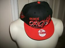 New Era MLB Baltimore Orioles 9FIFTY Snapback Cap HAT COOPERSTOWN COLLECTION NWT