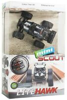 NEW LiteHawk Mini Scout Off Road RC Toy Buggy Remote Controlled Racer USB Charge